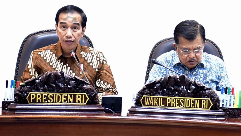 Presiden Tegaskan Perlunya Pengawasan dan Pengaturan Transportasi Daring