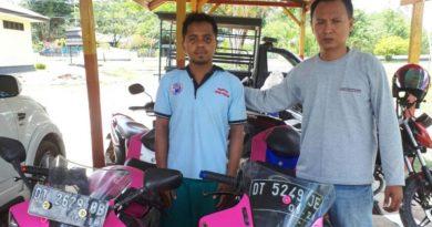 Pasarkan Motor lewat Sosmed, Pelaku Curanmor DiBekuk Polisi