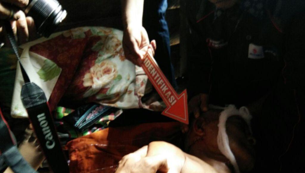 Seorang Warga di Mubar Ditebas Lehernya Hingga Tewas