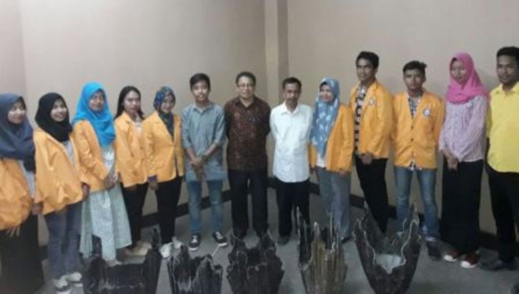 Wakil Rektor III UHO Dorong Mahasiswa Melahirkan Ide Kreatif