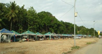Ada Oknum UPTD Perhubungan Sultra Pungut Retribusi Warung Makan diluar Area Pelabuhan