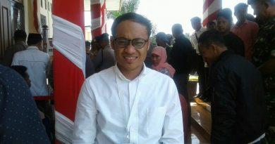 Anggota DPR RI Fraksi Gerindra Hadiri Pendaftaran Rusda Sjafei