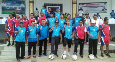 Bupati Cup III Ajang Pencarian Bibit Pemain Bola