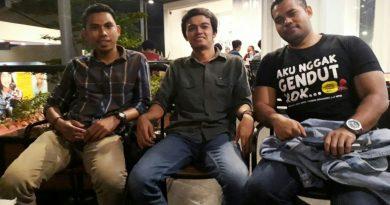 IKA Alumni Smandara 010, Nilai Pernyataan Samahu Cari Sensasi