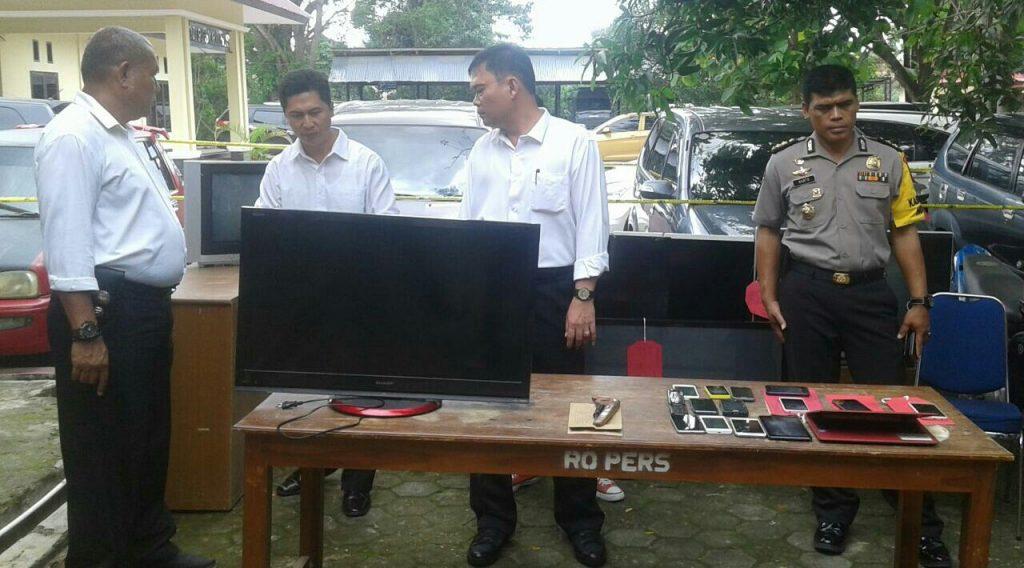 Sindikat Curas Lintas Kabupaten Dibekuk Polisi