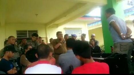 Diduga Lakukan Pungli, Massa LBPH Desak Dinkes Konsel Copot Kapus Palsel