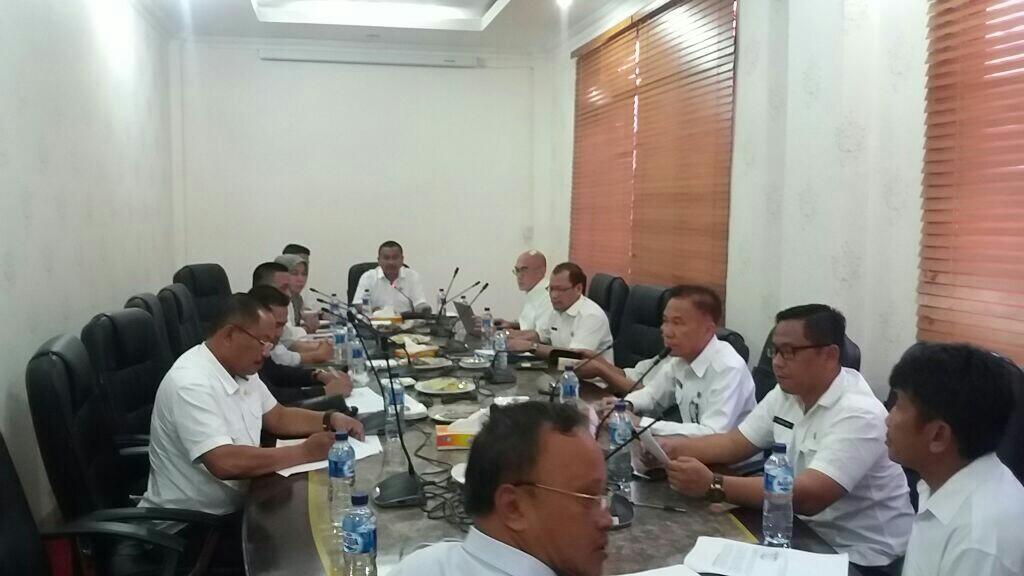 DPRD Konawe Gelar Rapat Bersama PT VDNI