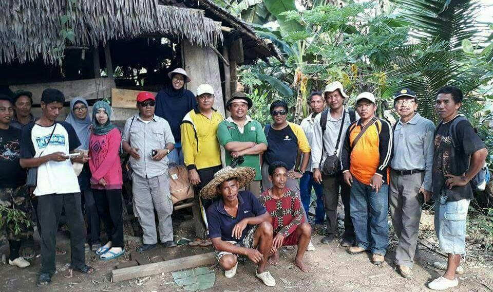 Dukung Program Padi Organik,Kementan Bangun Embung Percontohan di Butur
