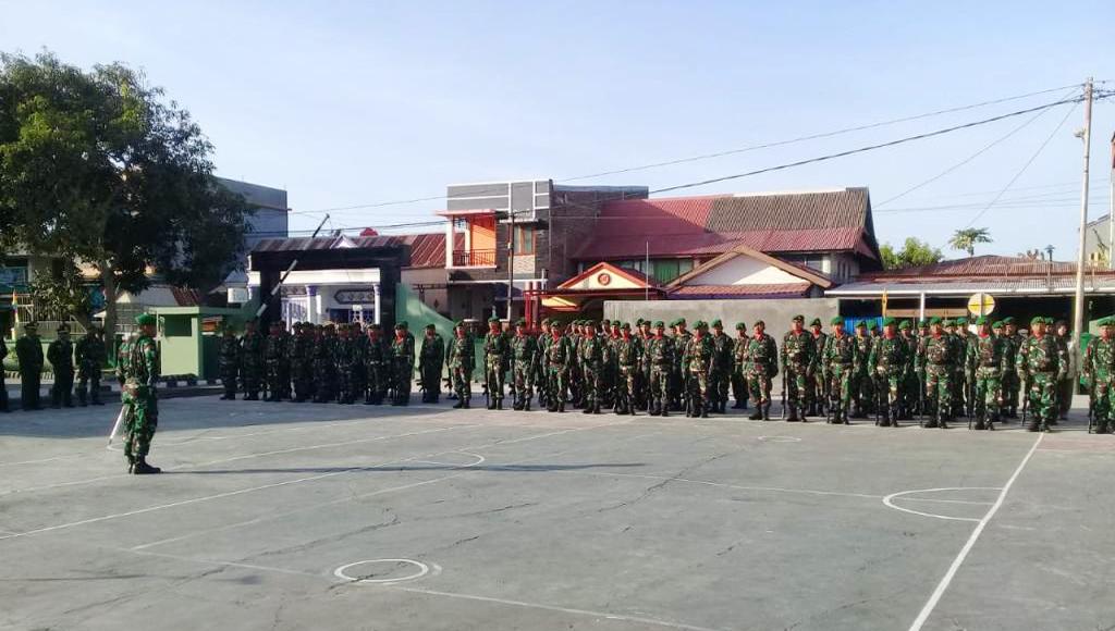 Panglima TNI Tekankan Netralitas pada Pelaksanaan PAM Pemilu 2019