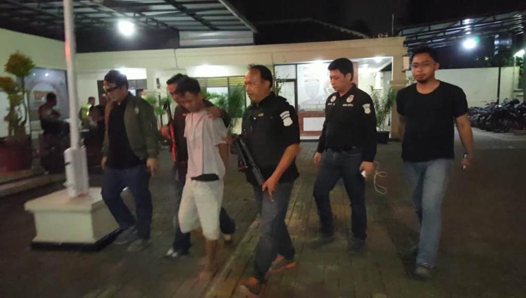 Buron Lima Hari, Pria Pelaku Penganiayaan ini Diringkus Polisi
