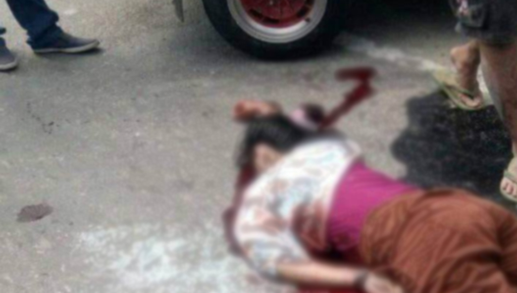 Kecelakaan Mobil Angkot di Kolaka, Seorang Penumpang Tewas Tempat