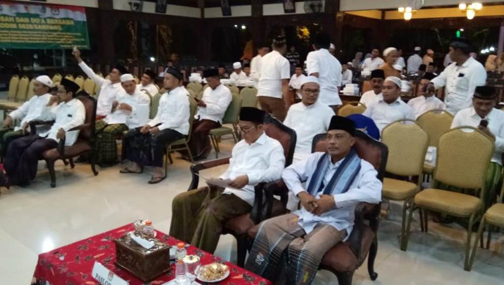 Pilbup akan Diulang, KPU Sampang Gelar Istighotsah dan Ikrar Bersama