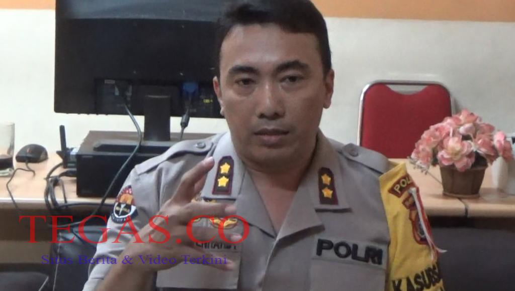 DPO Tie Saranani Diburuh Polisi Kendari
