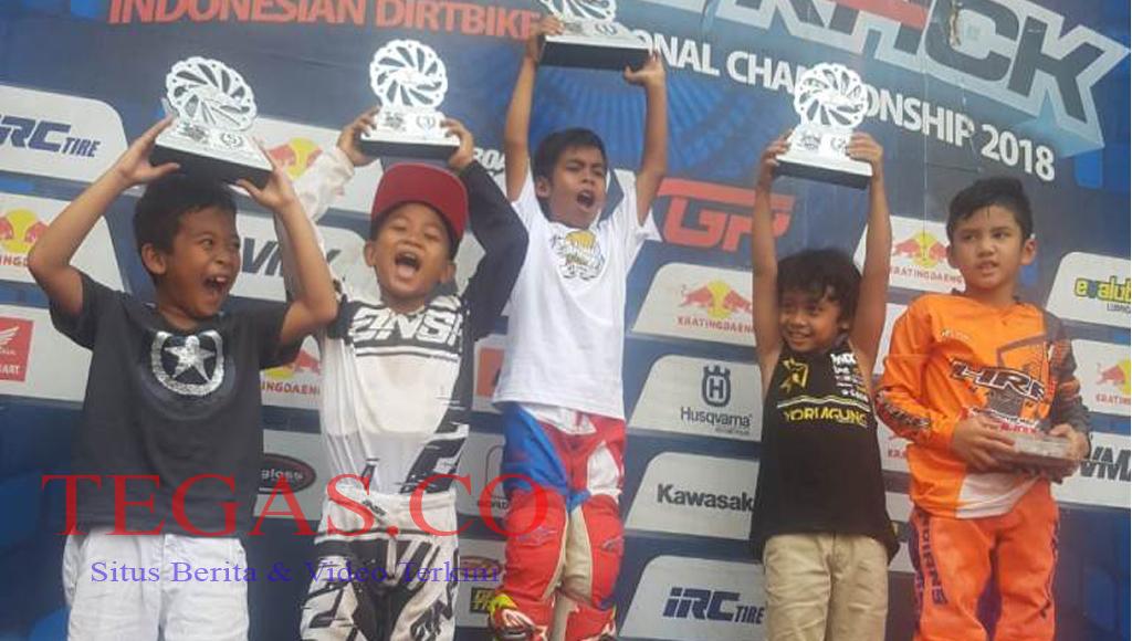 Marvin Villopito Raih Posisi lll Moto1