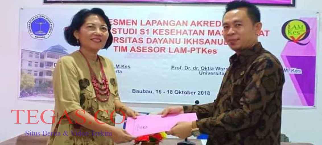Prodi Kesmas FKM Unidayan Raih Akreditasi B