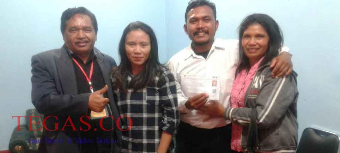 Alumni UKAW Kupang Lolos SKD CPNSD Manggarai