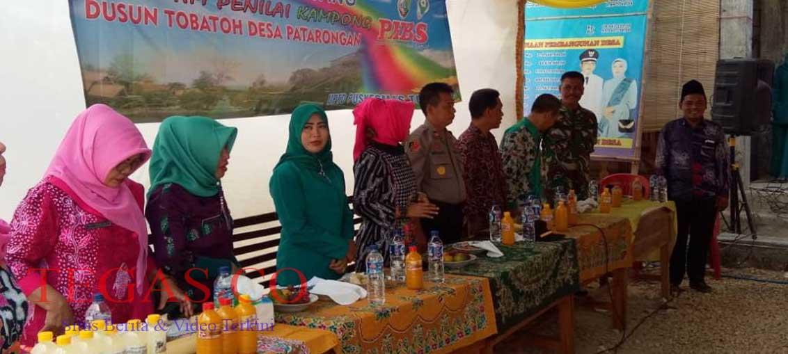 Desa Patarongan Wakili Kecamatan Torjun dalam Lomba PHBS