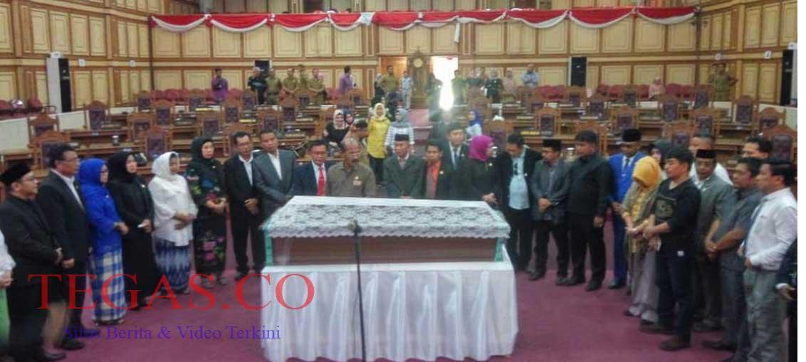 Ini Daftar Riwayat Hidup Almarhum H. Joni Syamsuddin