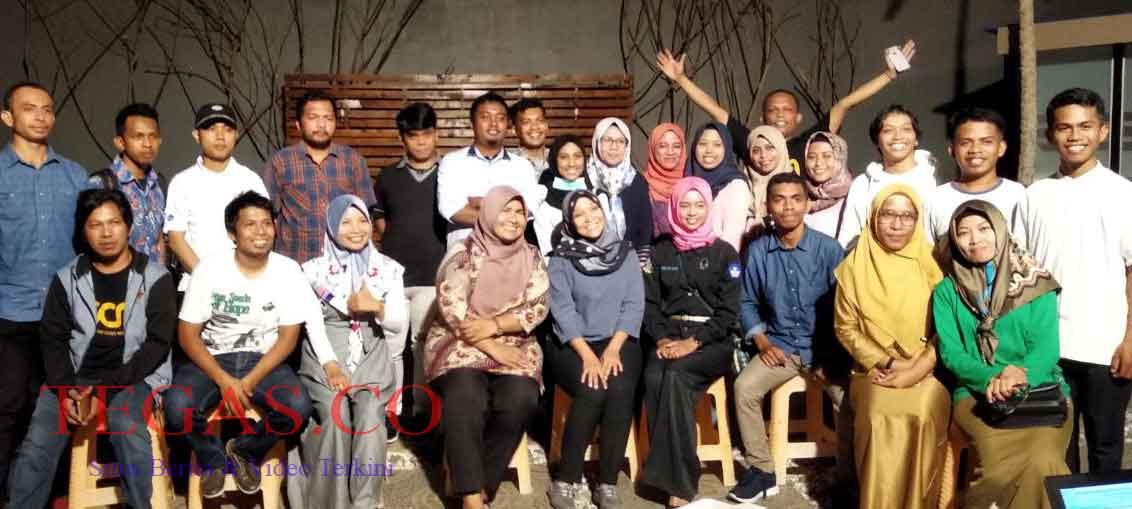 LSM dan Komunitas se Kota Baubau Gelar Diskusi Bersama US Consulate General Surabaya
