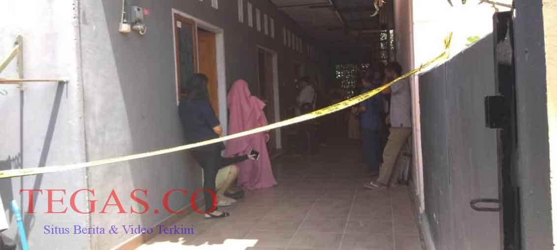 Naas, Seorang Wanita Ditemukan Meninggal di Kamar Kosnya