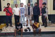 Spesialis Pembobol Sadel Motor Milik Pengunjung Wisata di Kolut Berhasil Ditangkap