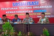 Bakesbangpol Sampang Bakal Evaluasi LSM dan Ormas yang Resahkan Masyarakat