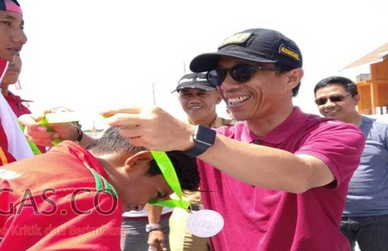 Atlet Konsel Raih Emas Perdana di Cabor Selam, Bonus Langsung Diserahkan