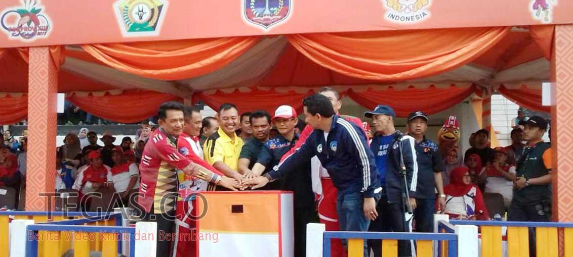 Wagub Tutup Porprov XIII Sulawesi Tenggara