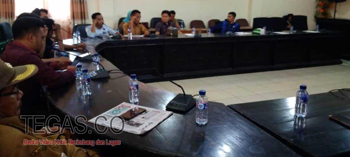 Forum Pemuda Konawe Utara Klaim RDP DPRD Konawe Tidak Resmi