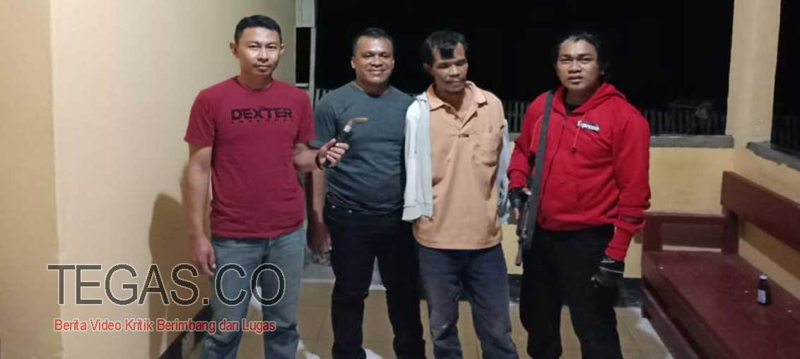 Pria Kambowa Ditikam Tanpa Sebab