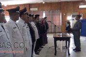 Wali Kota Kendari Lantik Tiga Kepala Dinas