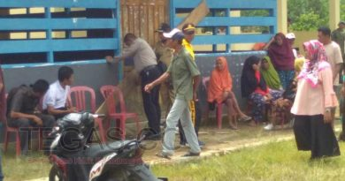 Balai Desa Kabangka Disegel Warga, Polisi Amankan Pelaku