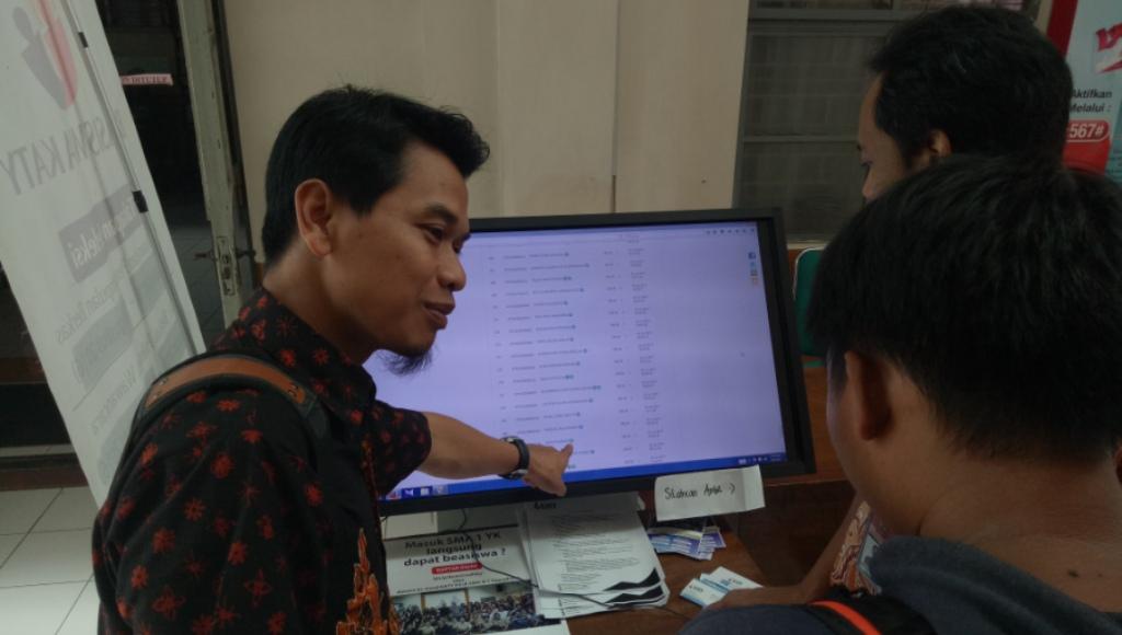 Klarifikasi Laporan Warga, Ombudsman Sambangi SMA Bergengsi