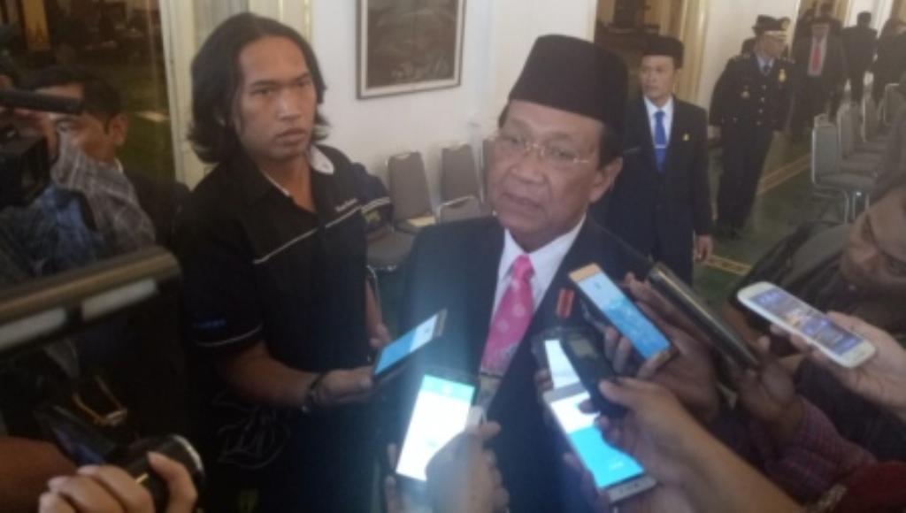 Sultan Tidak Melarang Warganya Ikut Aksi 299 di Jakarta