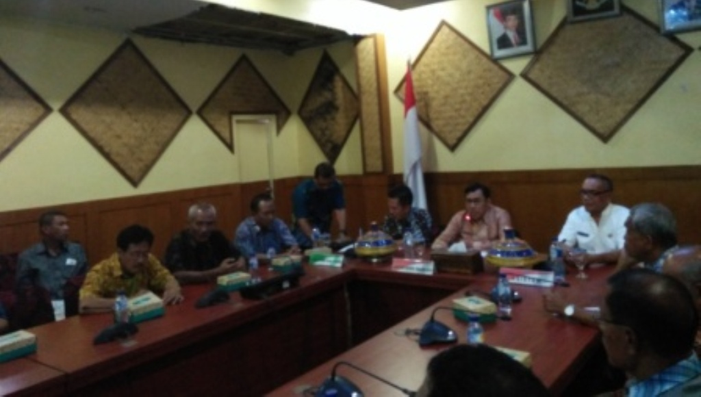 Studi Masalah Pasar, DPRD Kediri Belajar di Wakatobi