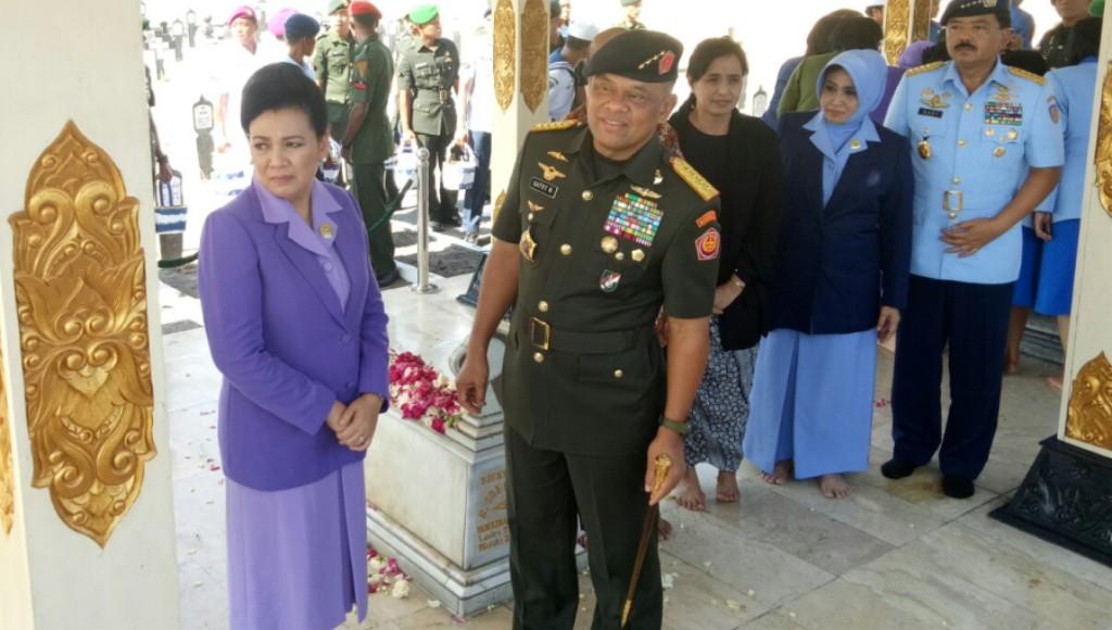 Panglima TNI Dukung Usulan Presiden Terhadap Pembaharuan Film G30 S PKI