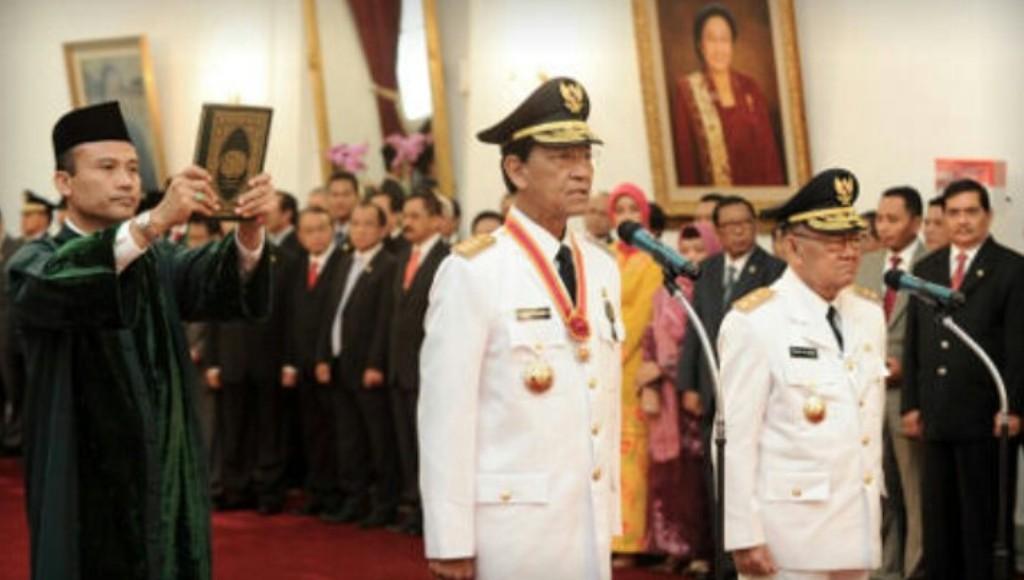 Pelantikan Gubernur DIY, Mendagri : Bisa di Istana Yogya atau Jakarta