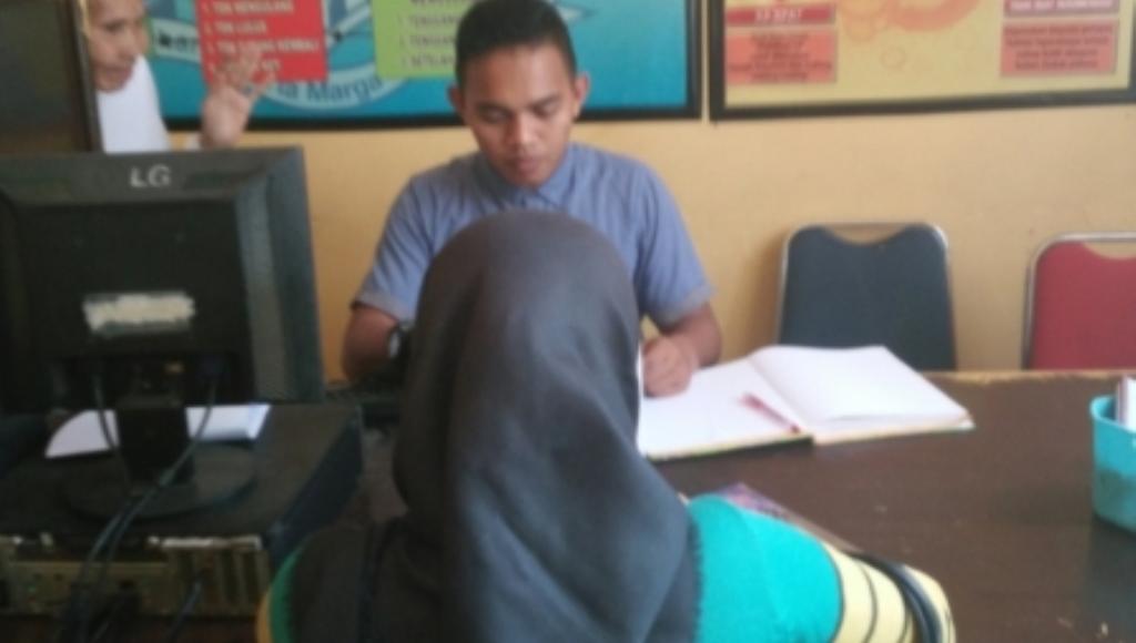 Keguguran Karena Dianiaya Oknum Polisi, Laporan Wanita Malang Ini Diproses