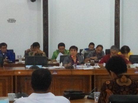 Komisi I Pertanyakan Dana Rp1 Triliun Belanja BPKAD Sultra 2018