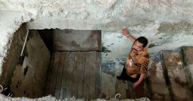 Bunker Kuno Balaikota Solo Dibuka Untuk Destinasi Wisata Baru