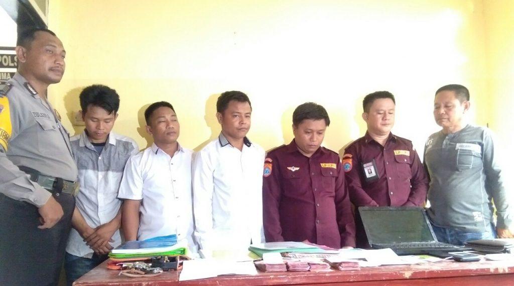 Lima Anggota KPK Gadungan Diamankan Polisi