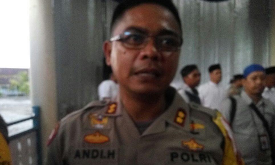 Kapolres Buton: Pelaku Utama Pembunuhan di Bau-bau Berniat Melarikan Diri ke Wanci