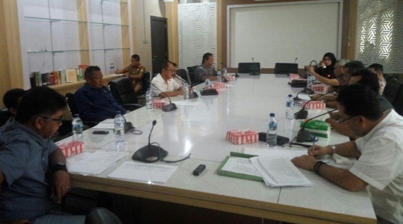 Pansus DPRD Sultra Temukan Indikasi Produksi PT Panca Logam Bombana Ilegal