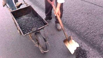 Peningkatan Jalan Aspal di Konkep Menelan Anggaran Puluhan Milyar Rupiah