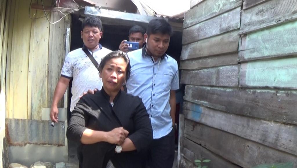 Pengedar Shabu Sedang Berjudi, IRT ini Ditangkap Polres Kolaka