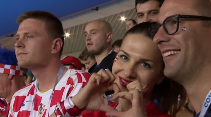 Cuplikan Video Pertandingan Kroasia Vs Inggris 2-1
