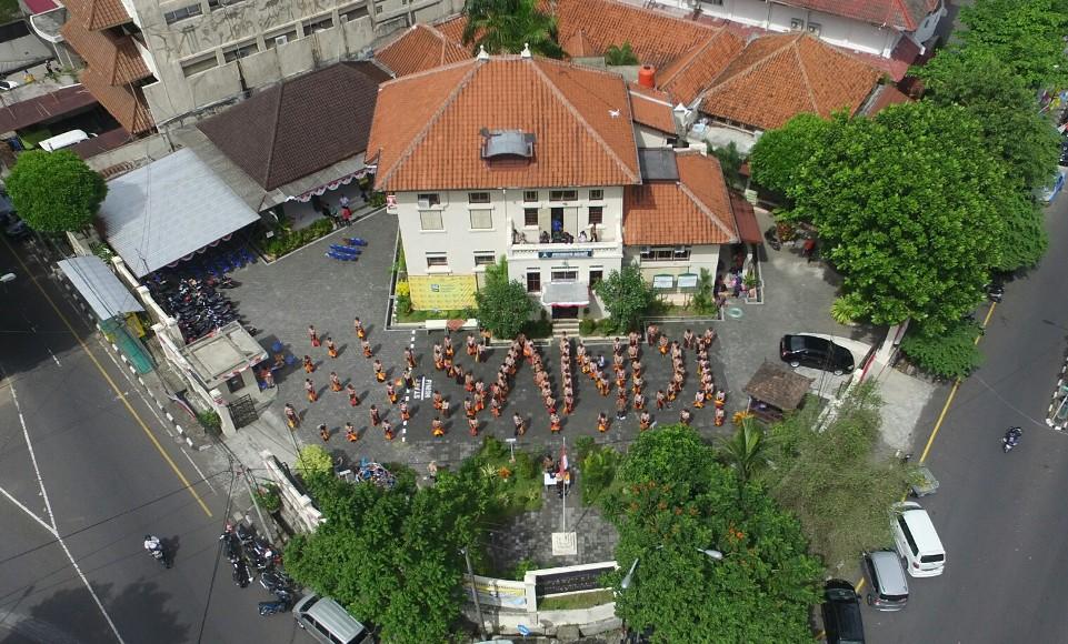 Museum Sandi Yogyakarta. FOTO : DOK