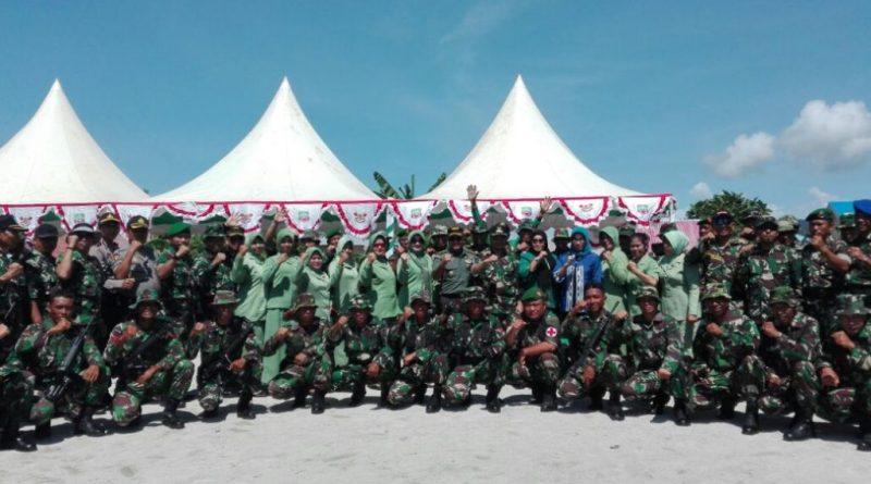 Video, Irdam XIV/Hasanuddin Tutup TMMD Imbangan Konawe Utara