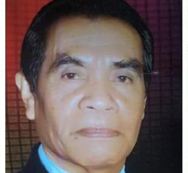 Kepala sekolah (Kasek) SMA Negeri 1 Pasir Putih Drs. Jamudin. FOTO : IST