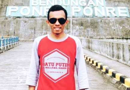 ketua tim sahabat calon Bupati Jabal Nur. Ichzan. FOTO : SYAMSUDDIN